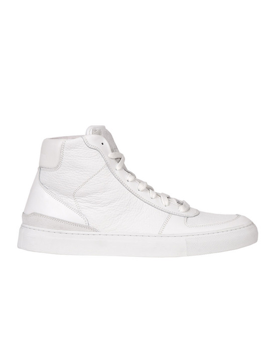 STONE ISLAND High-top sneaker S0466