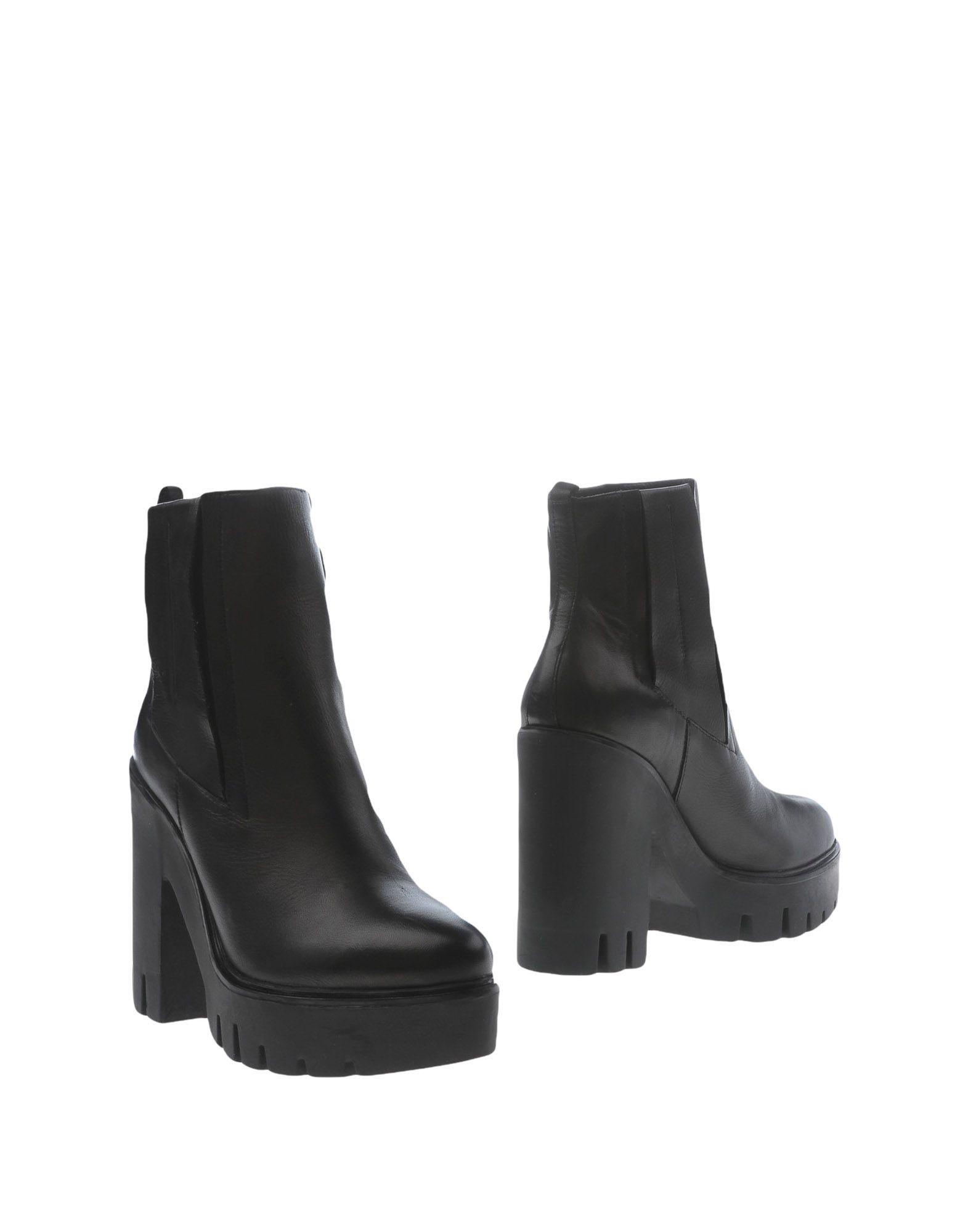Фото CRIME London Полусапоги и высокие ботинки. Купить с доставкой