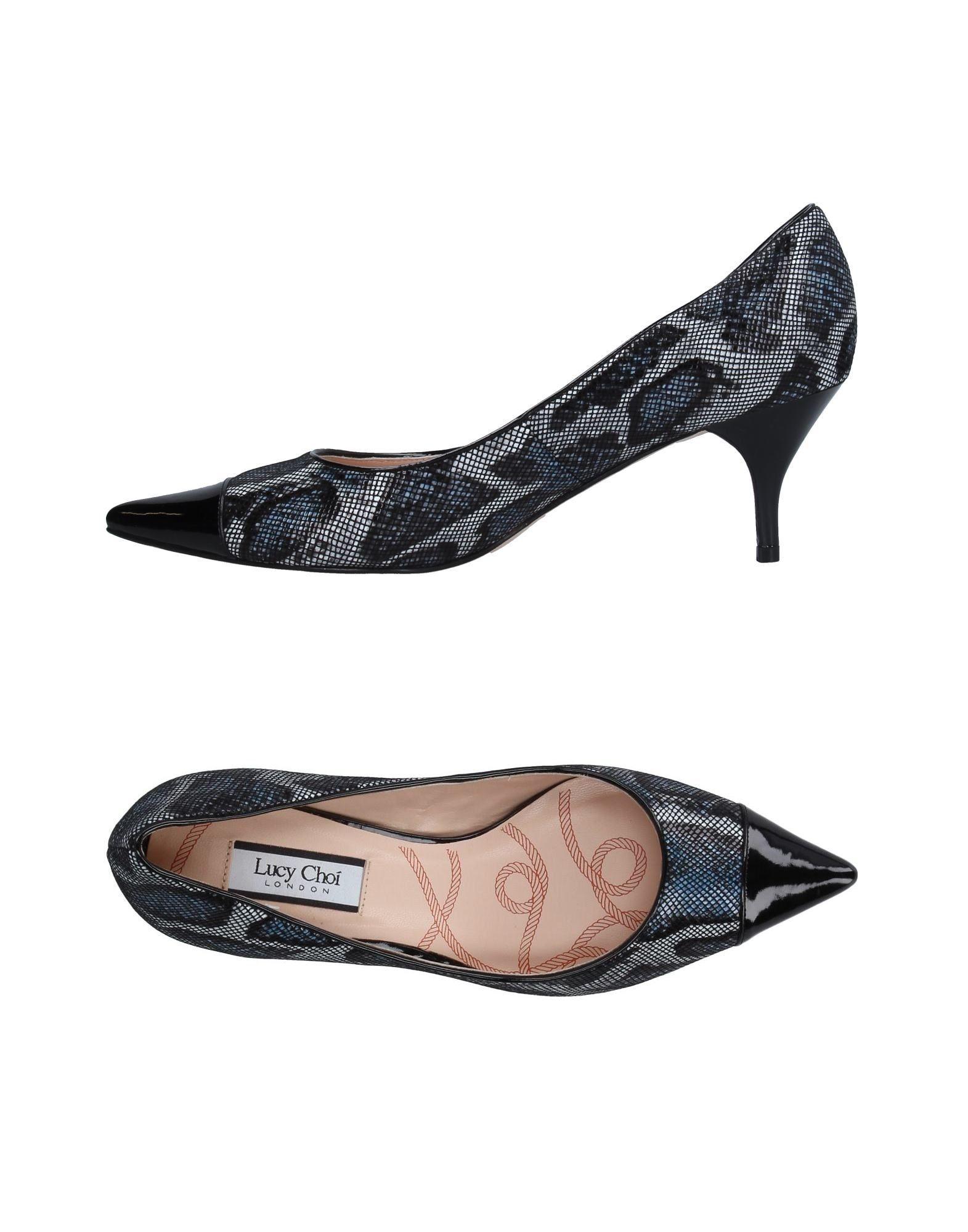 LUCY CHOI London Туфли цены онлайн