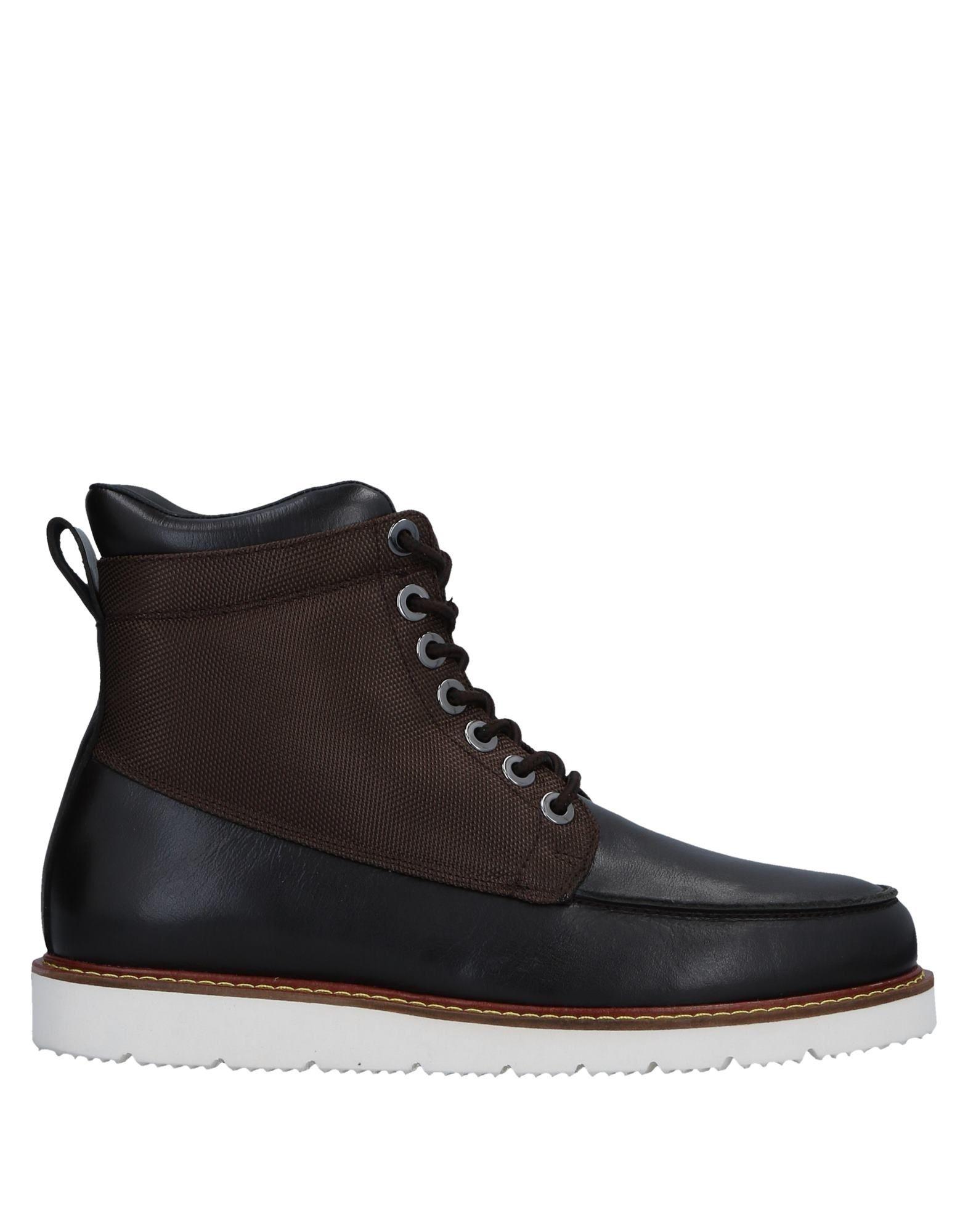 купить ARMANI JEANS Полусапоги и высокие ботинки по цене 12500 рублей