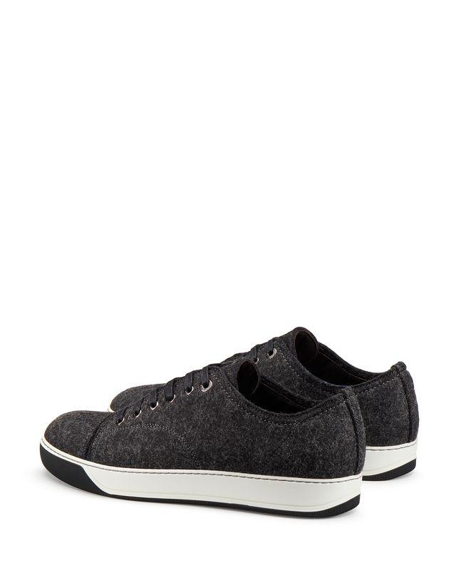 LANVIN WOOL FELT SNEAKER Sneakers U d
