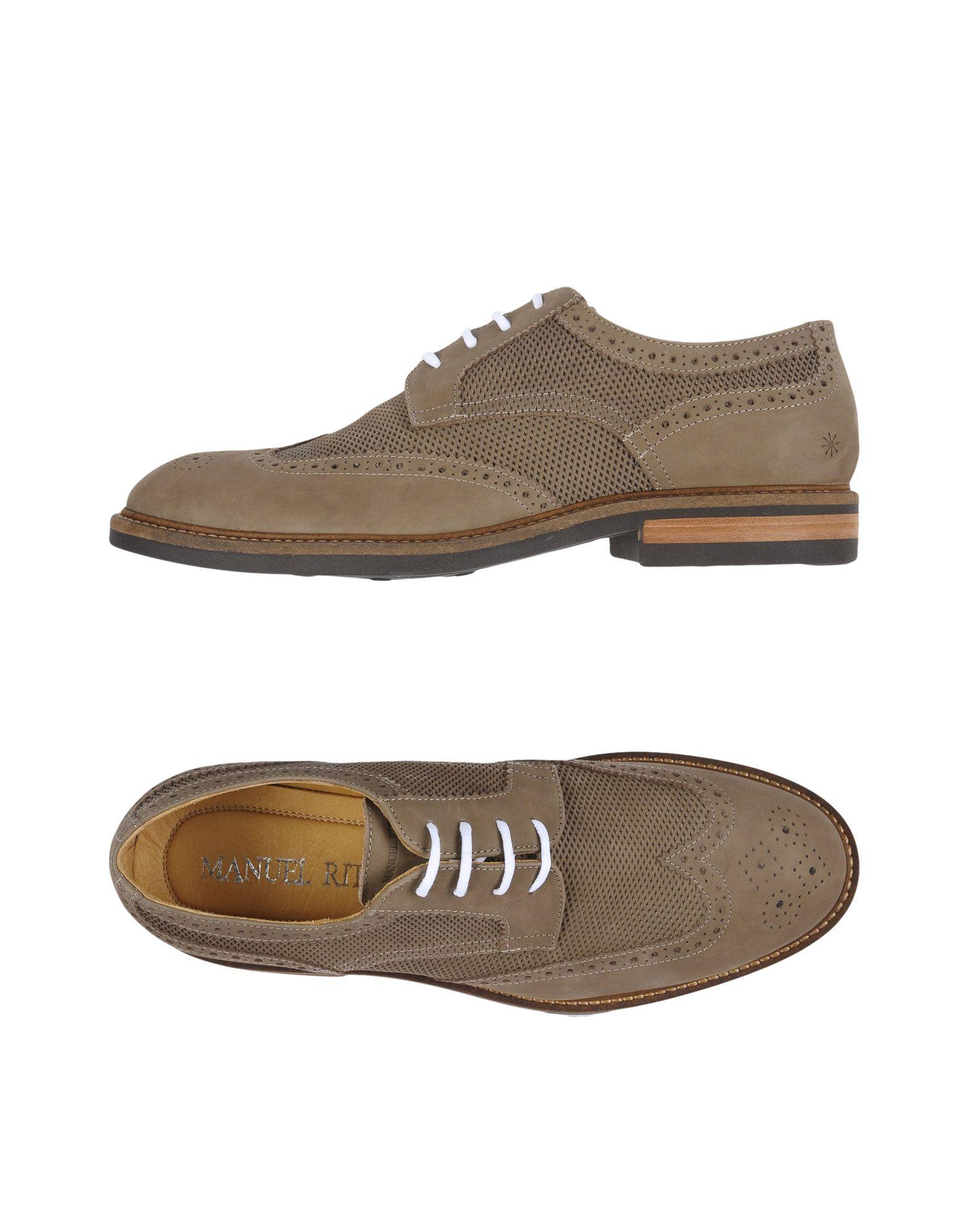 MANUEL RITZ Обувь на шнурках