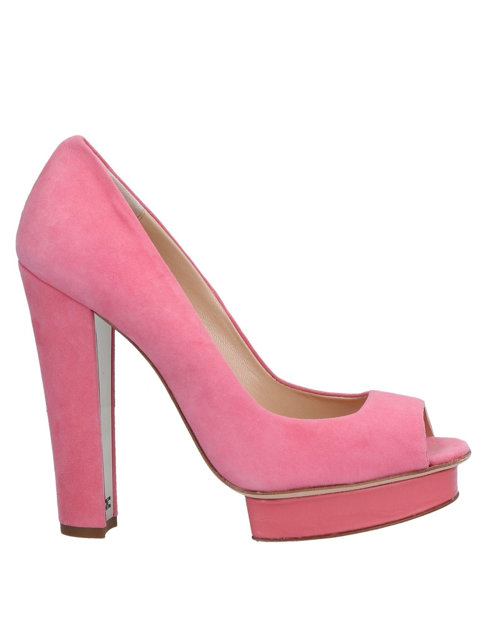 ELISABETTA FRANCHI Туфли цены онлайн