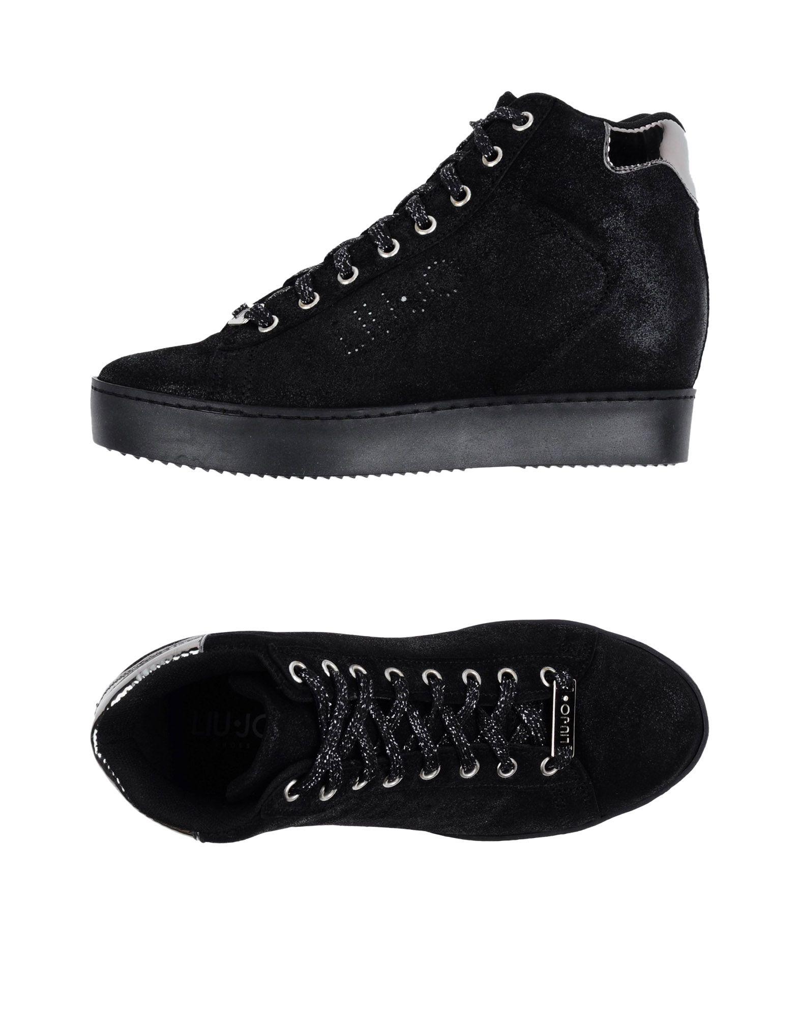 LIU •JO SHOES Высокие кеды и кроссовки цены онлайн