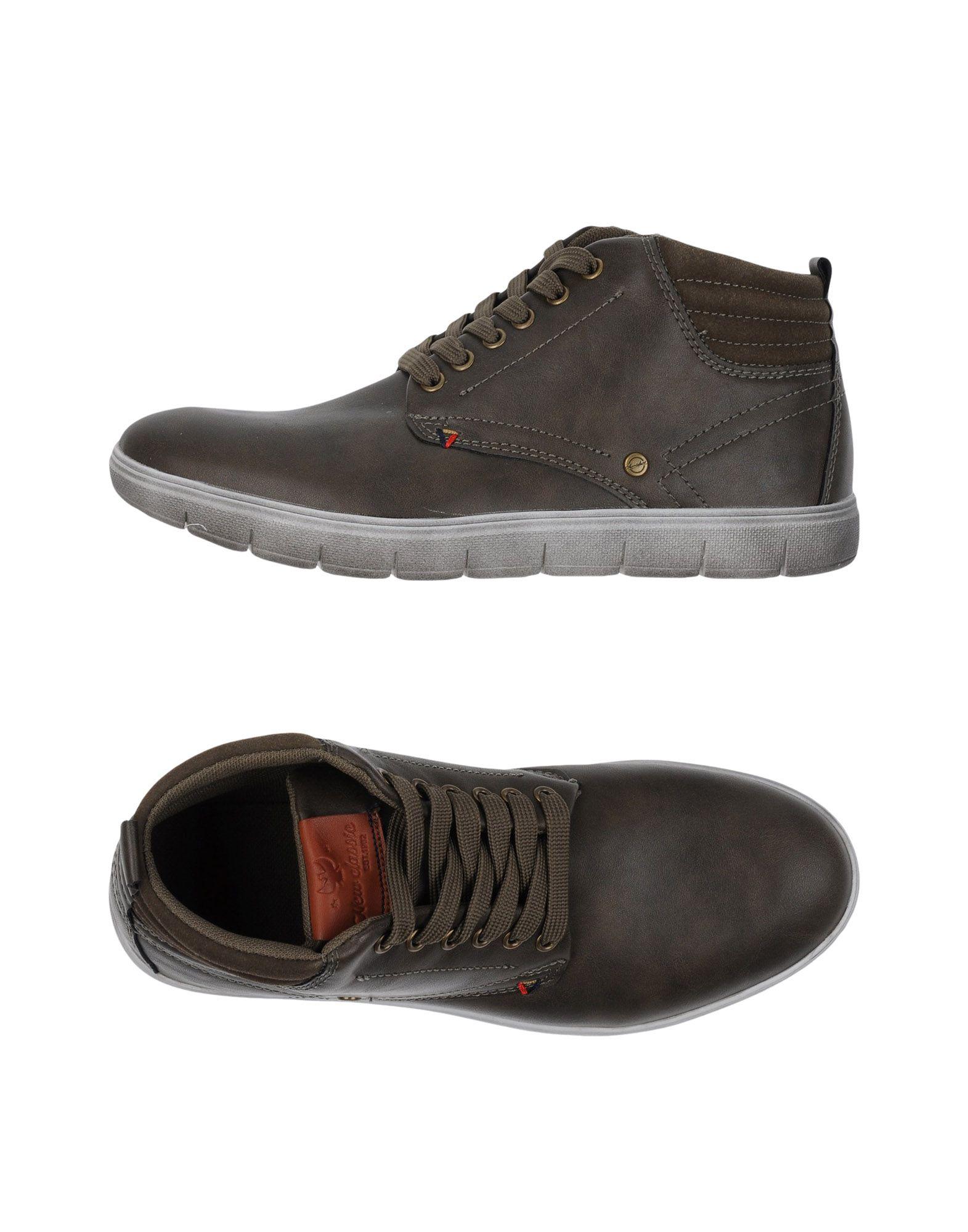 MONTEFIORI Высокие кеды и кроссовки native высокие кеды и кроссовки