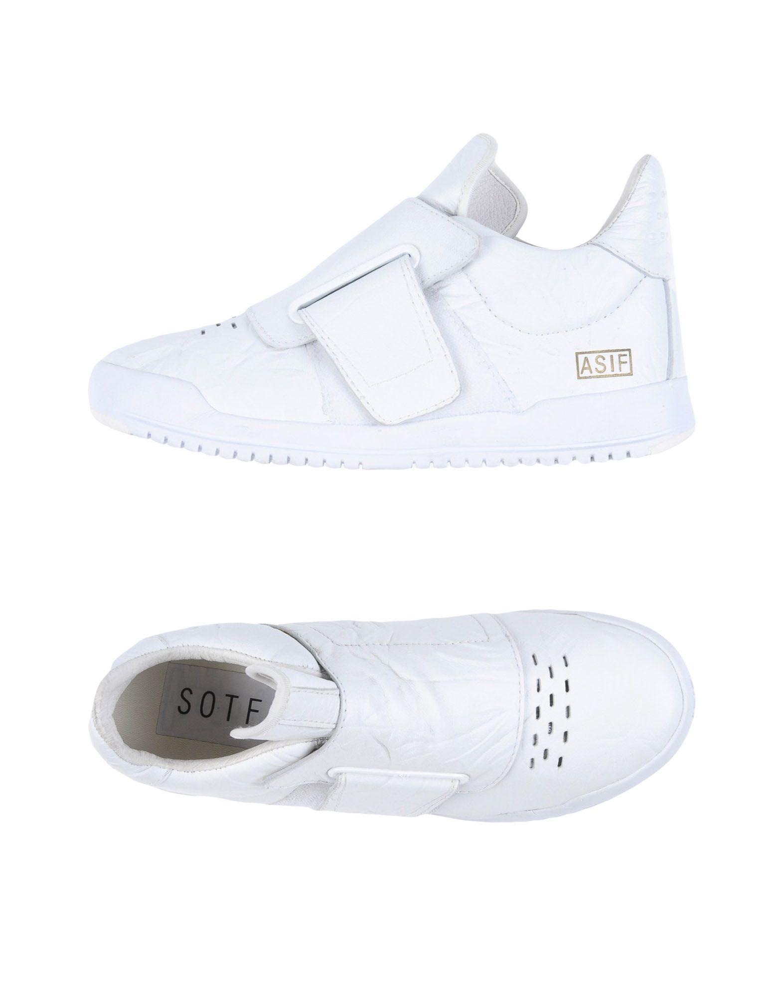 ASIF Низкие кеды и кроссовки