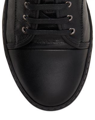 LANVIN DBB1 CAVIAR LEATHER SNEAKER Sneakers U e