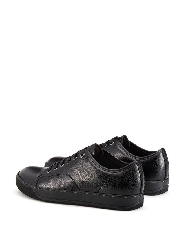 LANVIN DBB1 CAVIAR LEATHER SNEAKER Sneakers U d