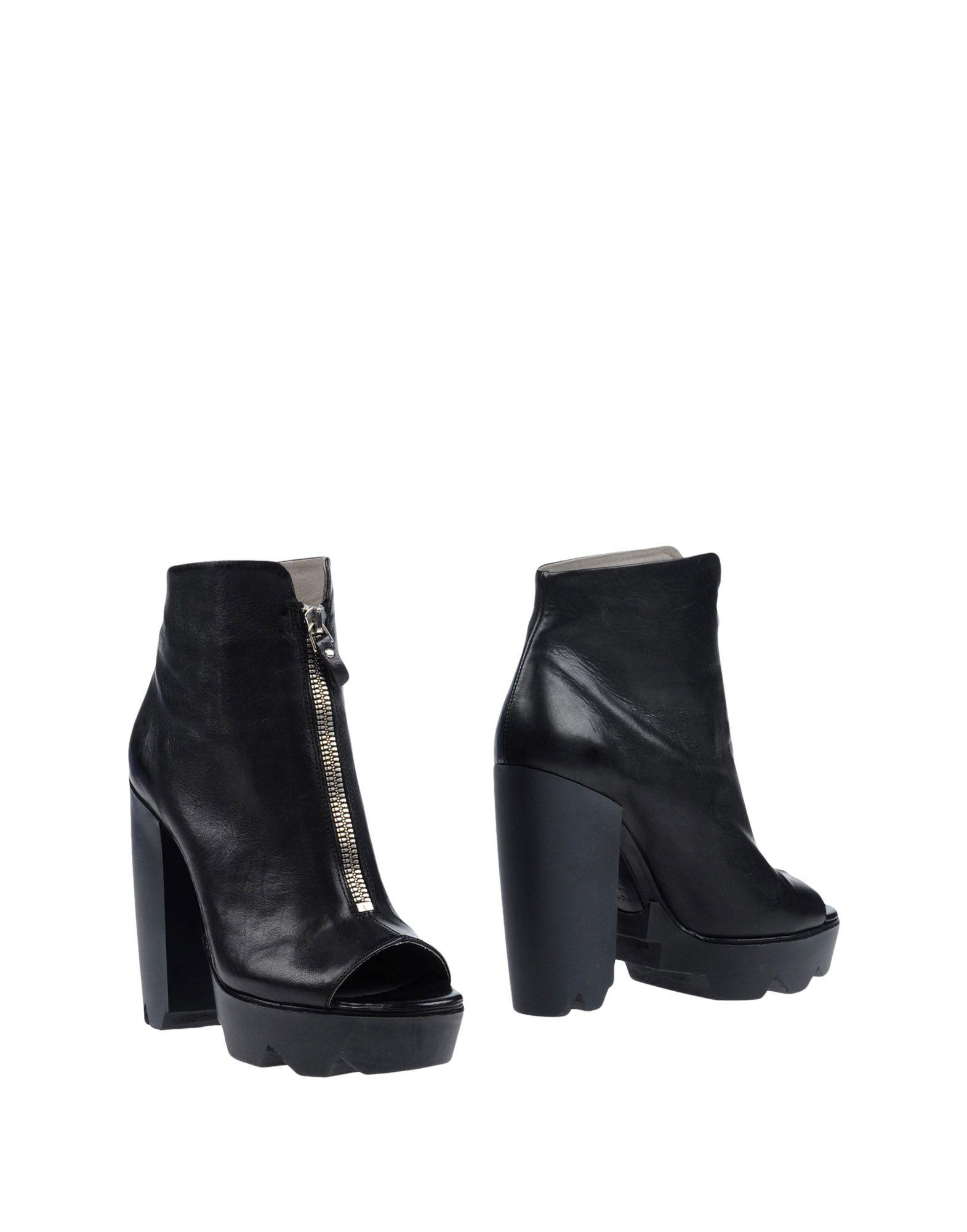 VIC MATIĒ Полусапоги и высокие ботинки цены онлайн