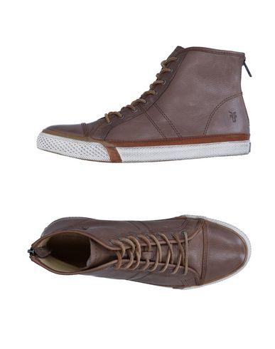 Высокие кеды и кроссовки FRYE 11249359EB