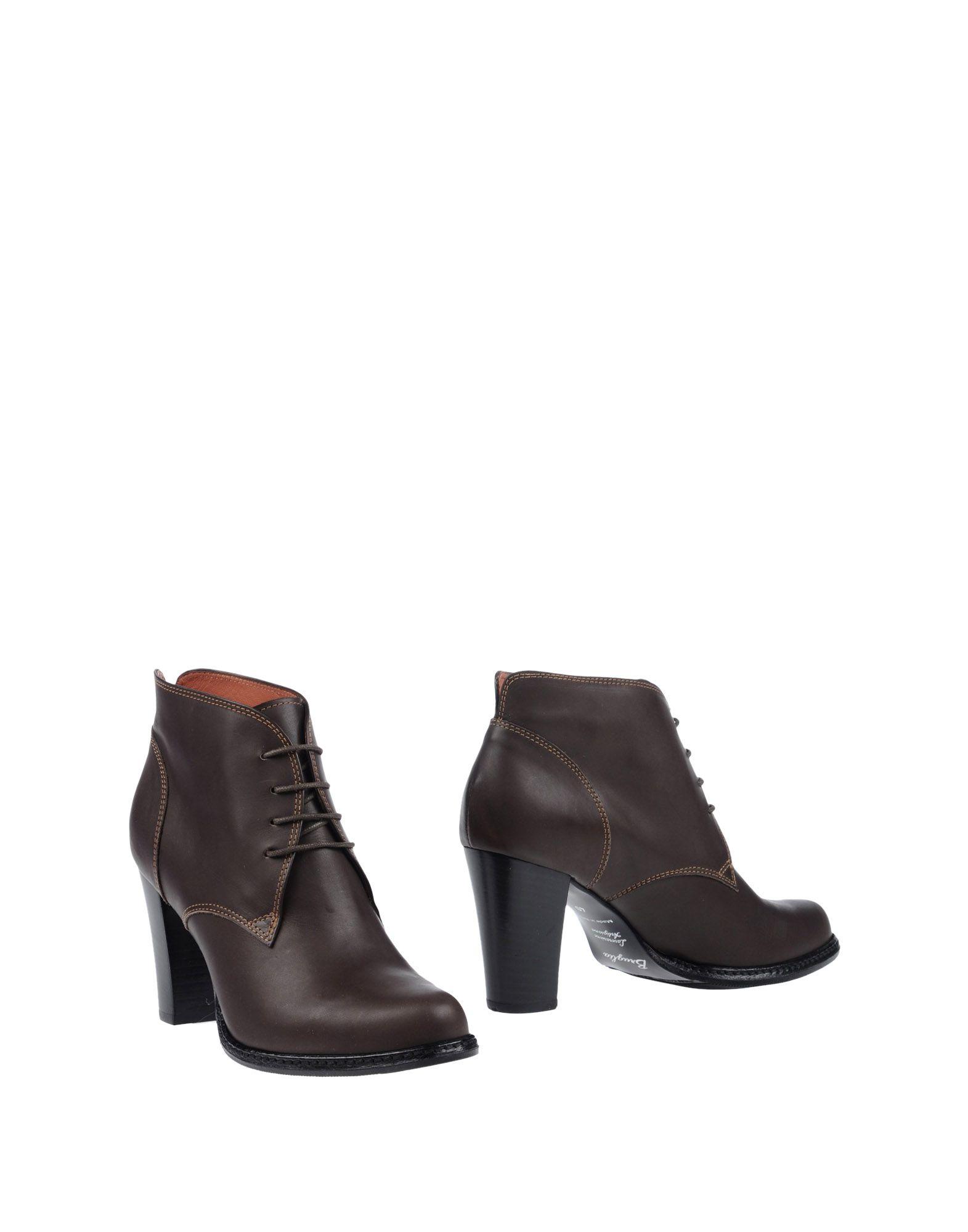 ФОТО f.lli bruglia полусапоги и высокие ботинки