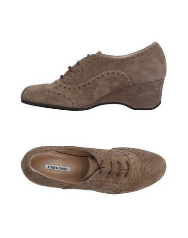 CERVONE Chaussures à lacets femme