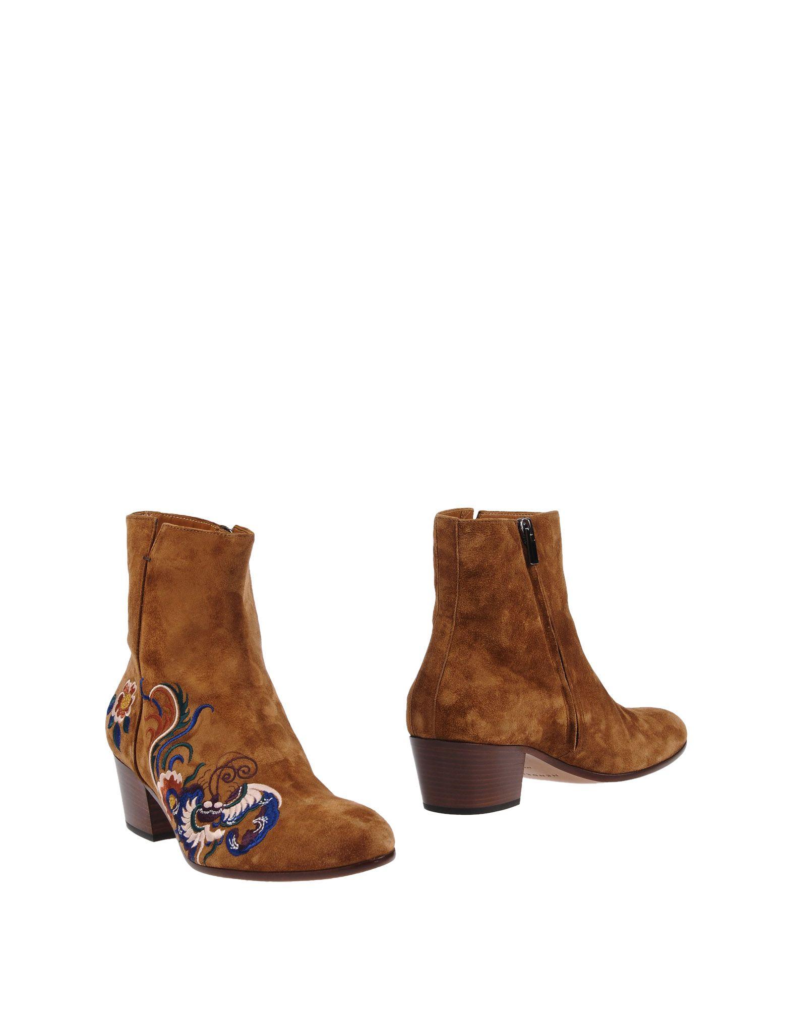 HENDERSON BARACCO Полусапоги и высокие ботинки цены онлайн