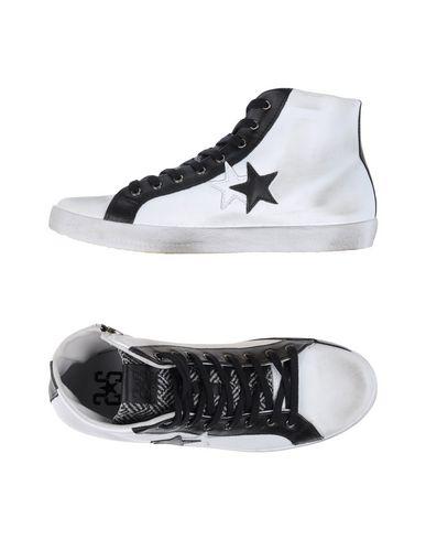 Купить Высокие кеды и кроссовки от 2STAR белого цвета
