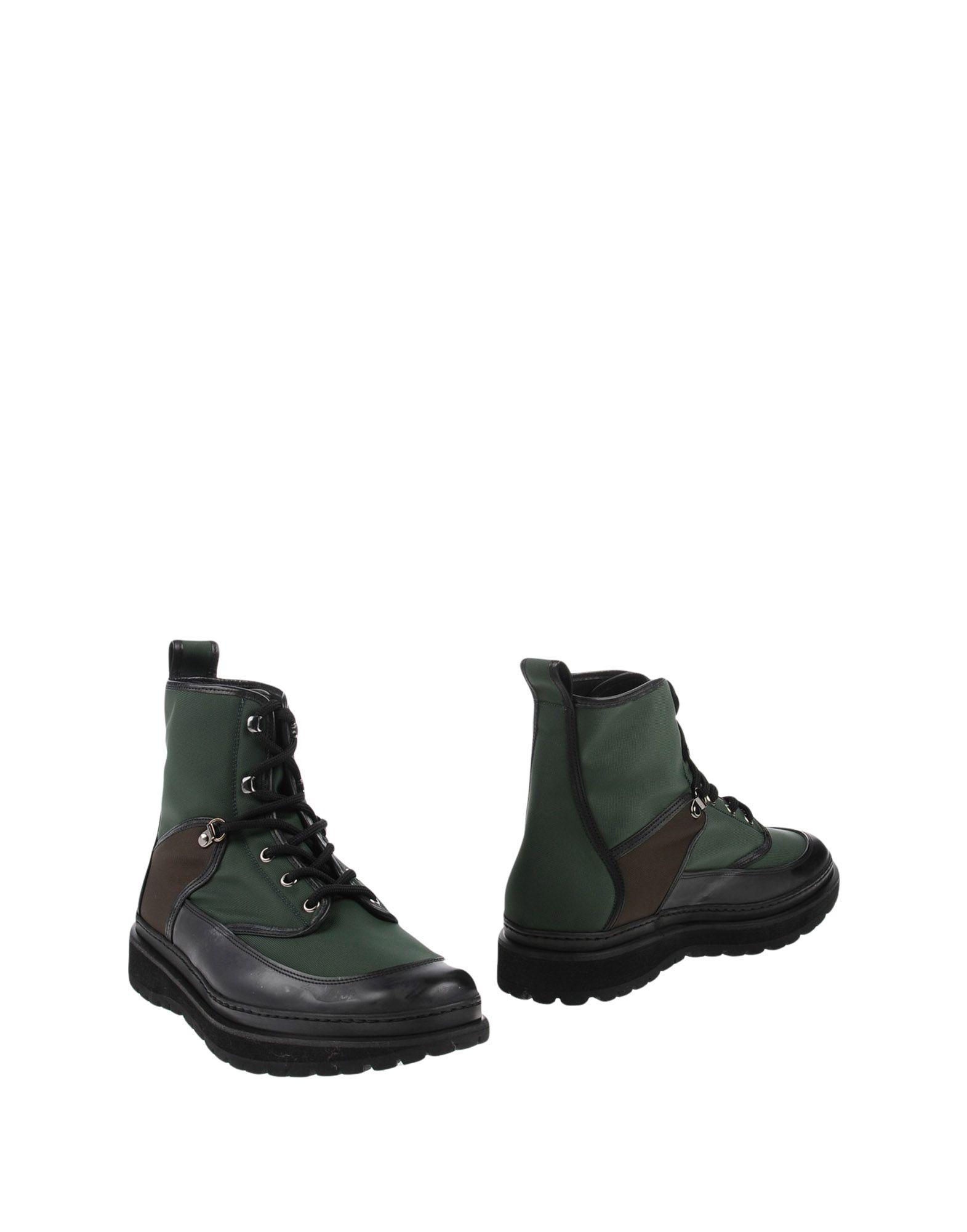 UMIT BENAN Полусапоги и высокие ботинки