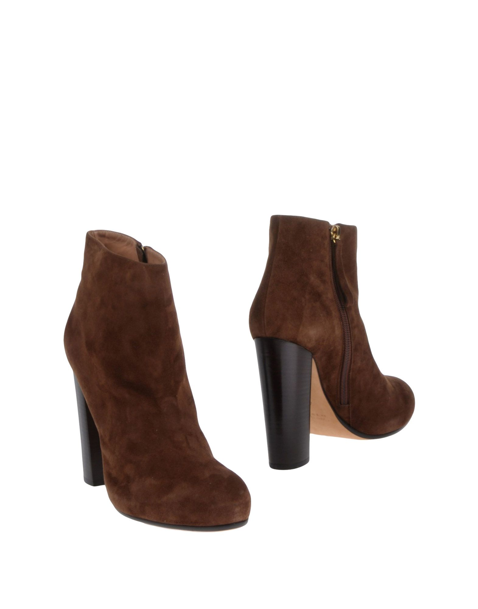 JEAN-MICHEL CAZABAT Полусапоги и высокие ботинки цены онлайн