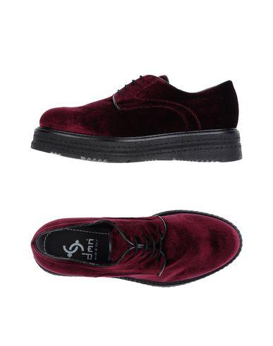 Фото - Обувь на шнурках от DMN цвет пурпурный