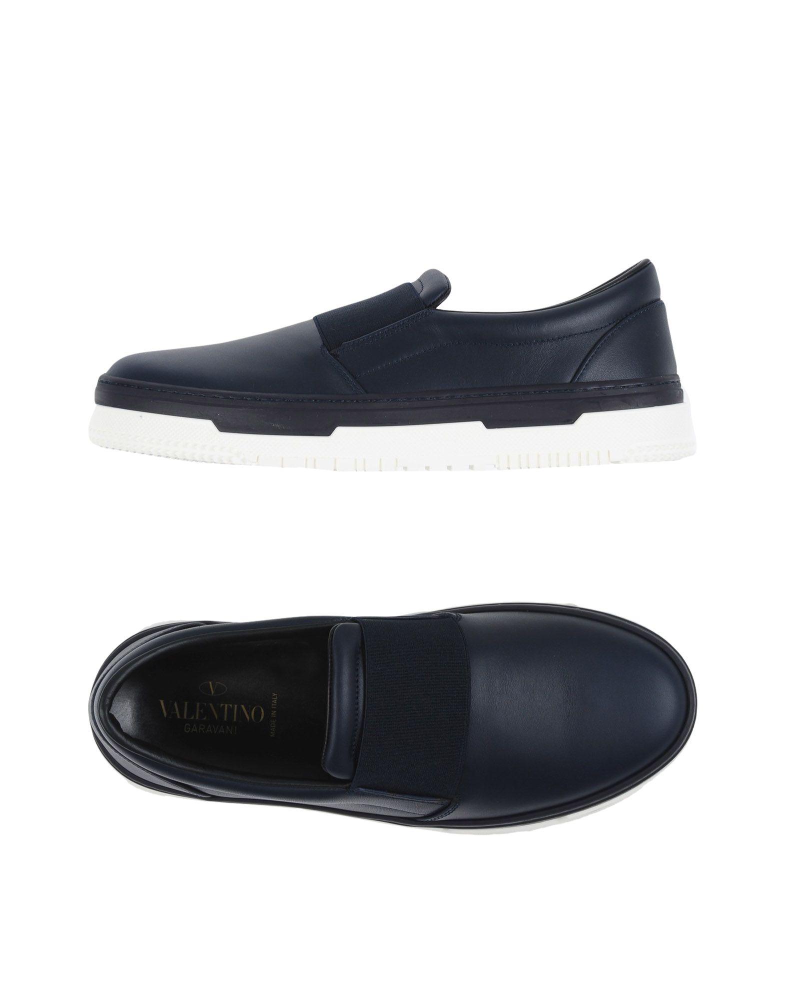 VALENTINO GARAVANI Низкие кеды и кроссовки