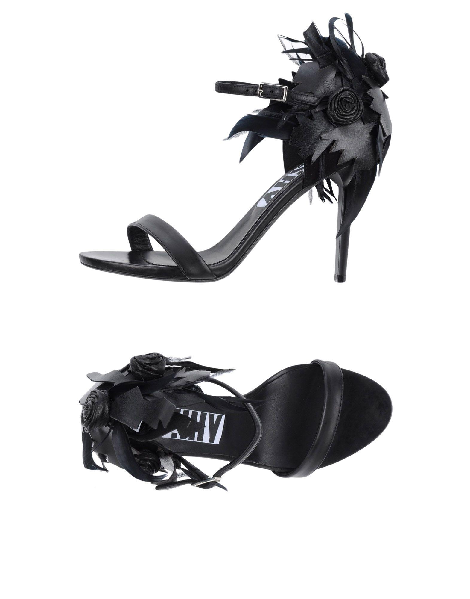 SHY by ARVID YUKI Сандалии цены онлайн
