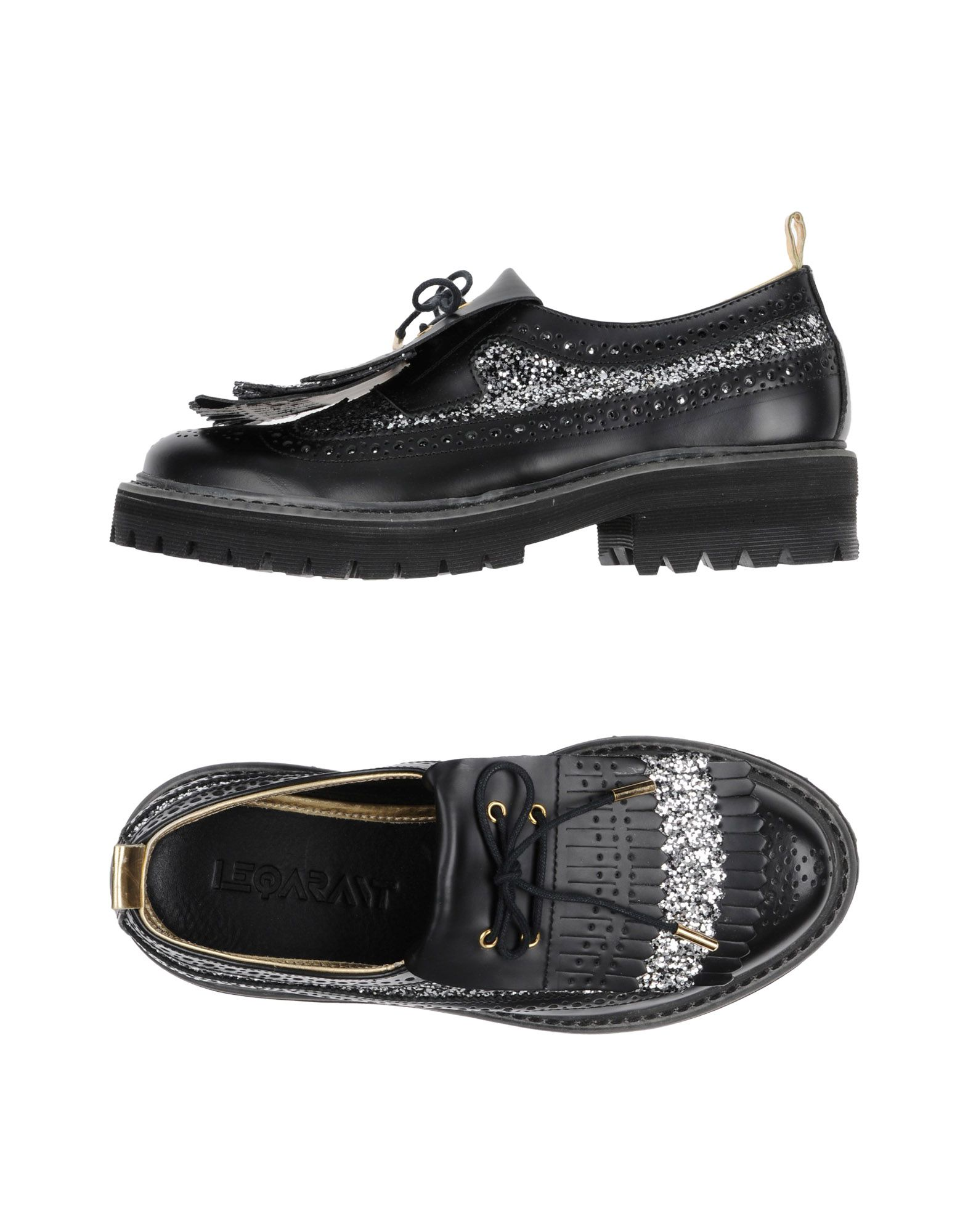 купить LE QARANT Обувь на шнурках дешево
