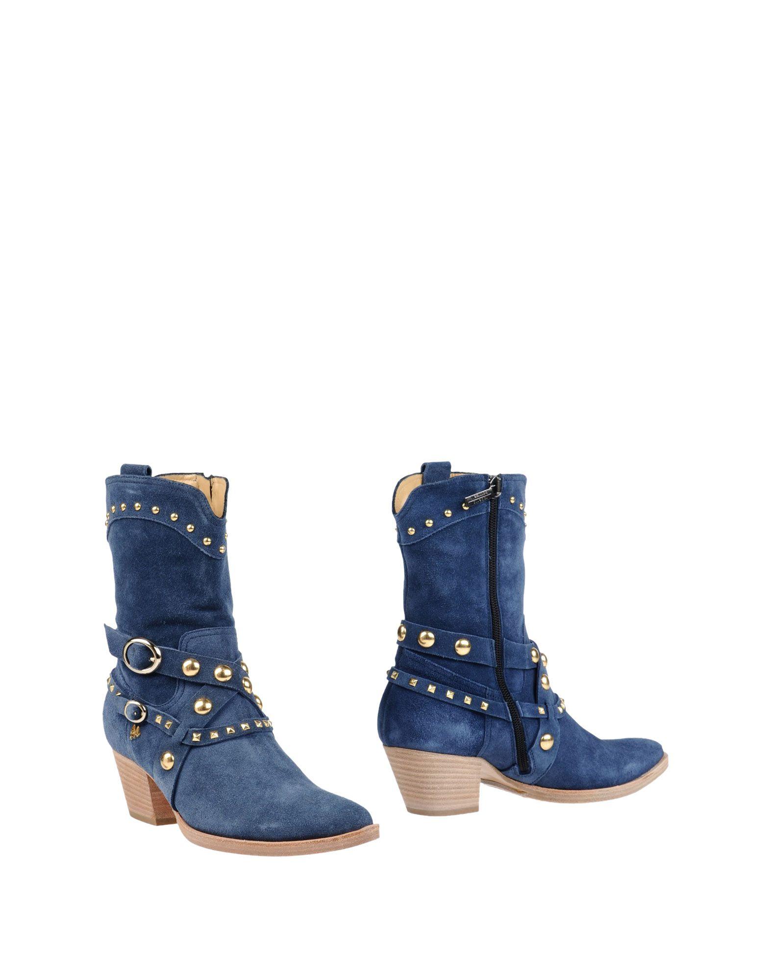 roberto botticelli luxury полусапоги и высокие ботинки ROBERTO BOTTICELLI Полусапоги и высокие ботинки