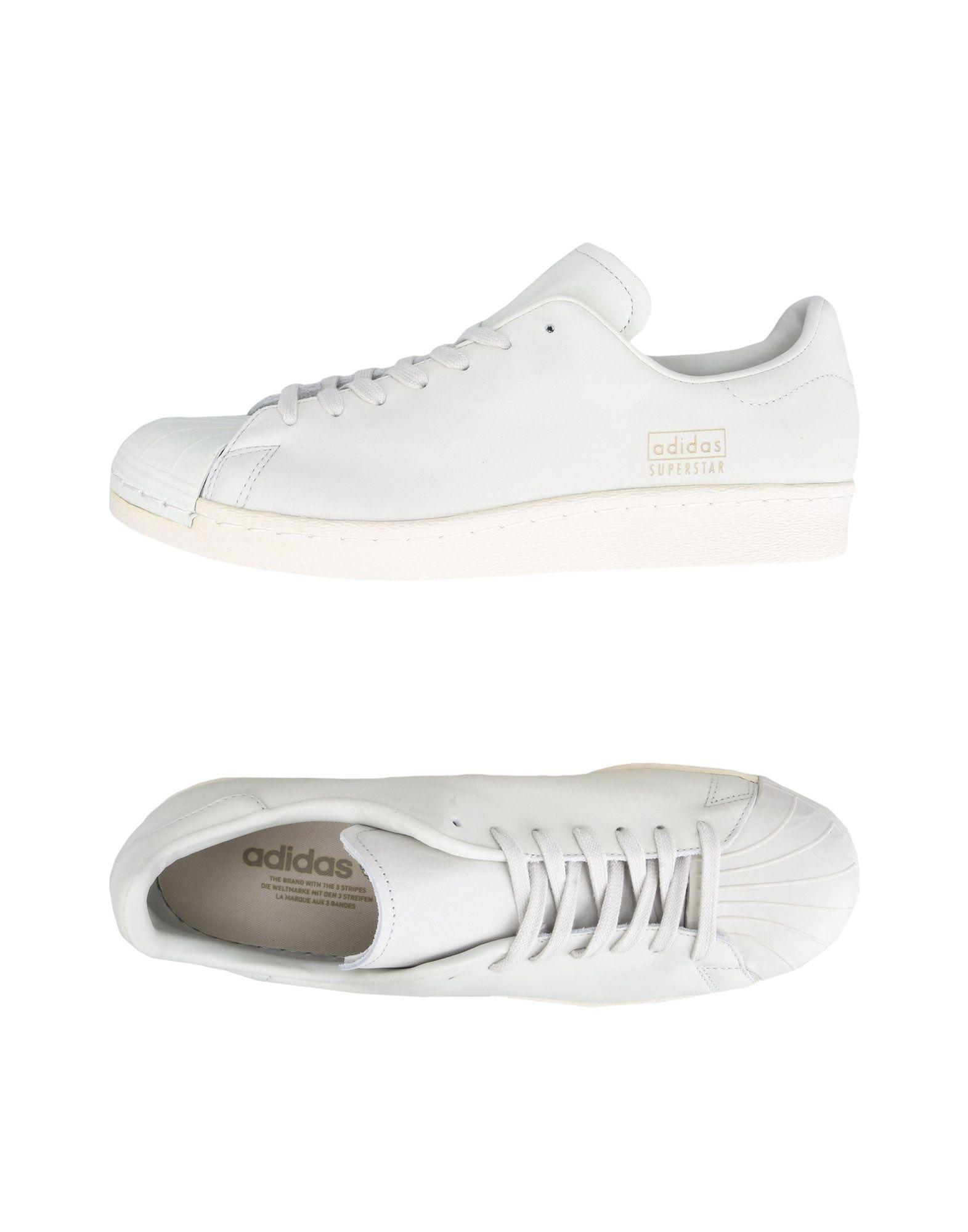 ADIDAS ORIGINALS Низкие кеды и кроссовки кеды adidas кеды superstar slipon w