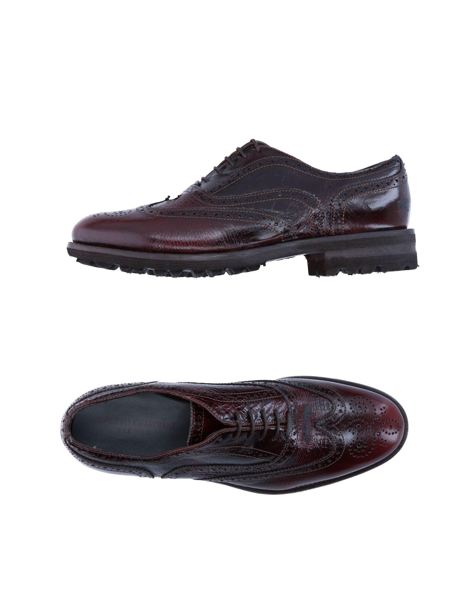 ALBERTO GUARDIANI Обувь на шнурках босоножки alberto guardiani alberto guardiani al027awzvm31