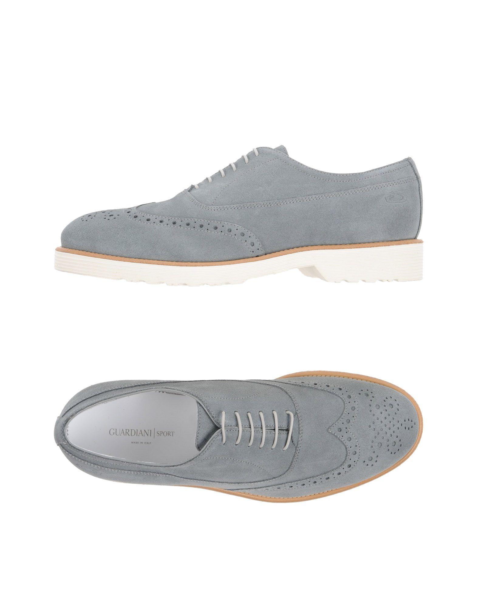 GUARDIANI SPORT Обувь на шнурках цены онлайн