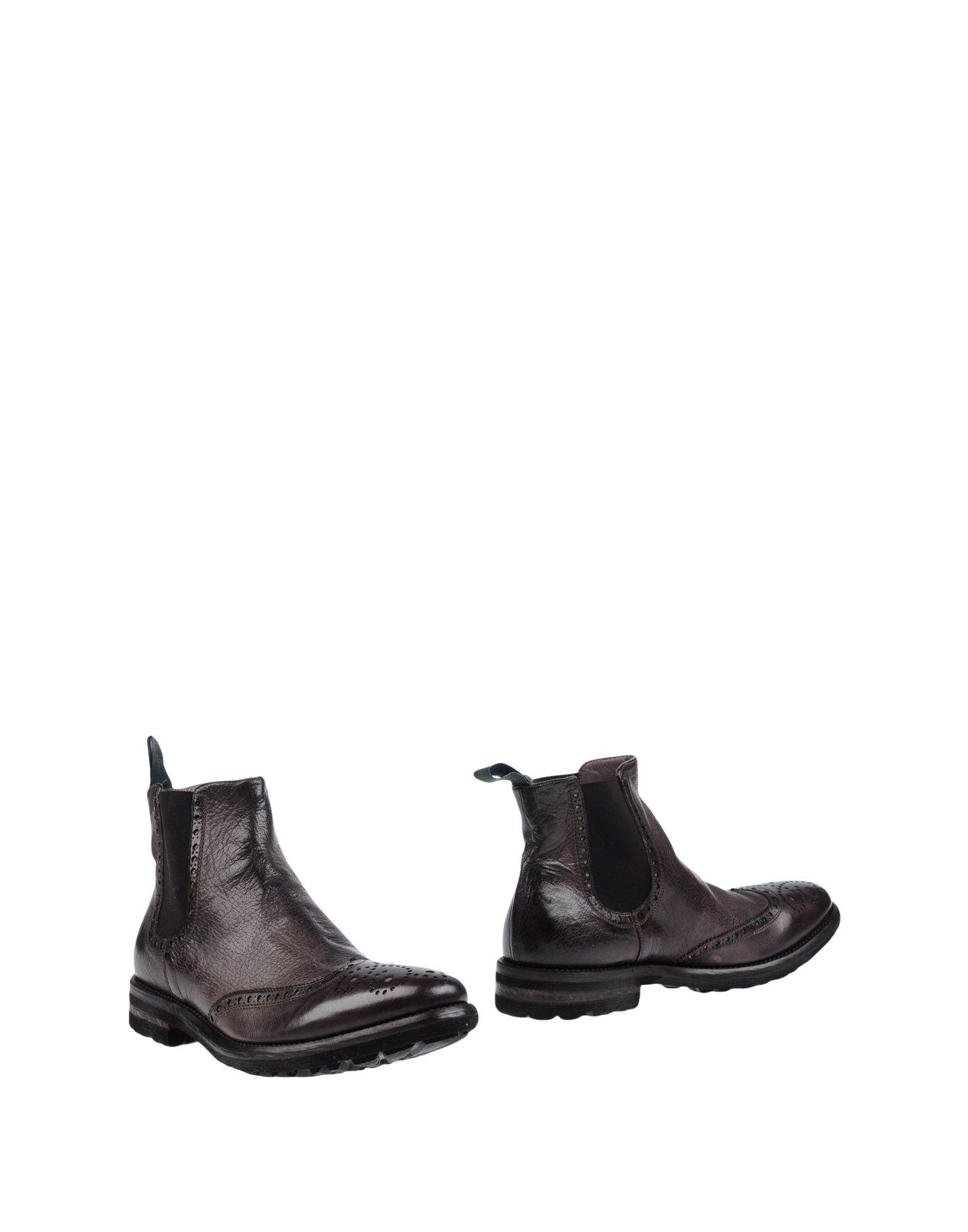 купить ALBERTO GUARDIANI SEATTLE Полусапоги и высокие ботинки дешево