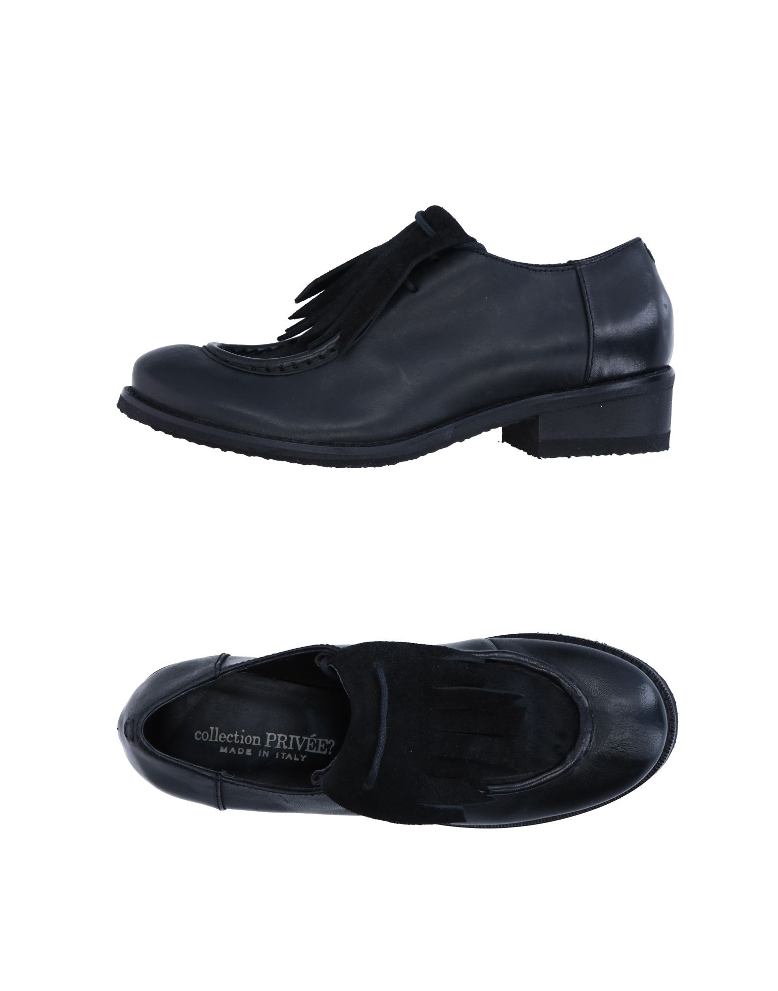 COLLECTION PRIVĒE? Обувь на шнурках цены онлайн