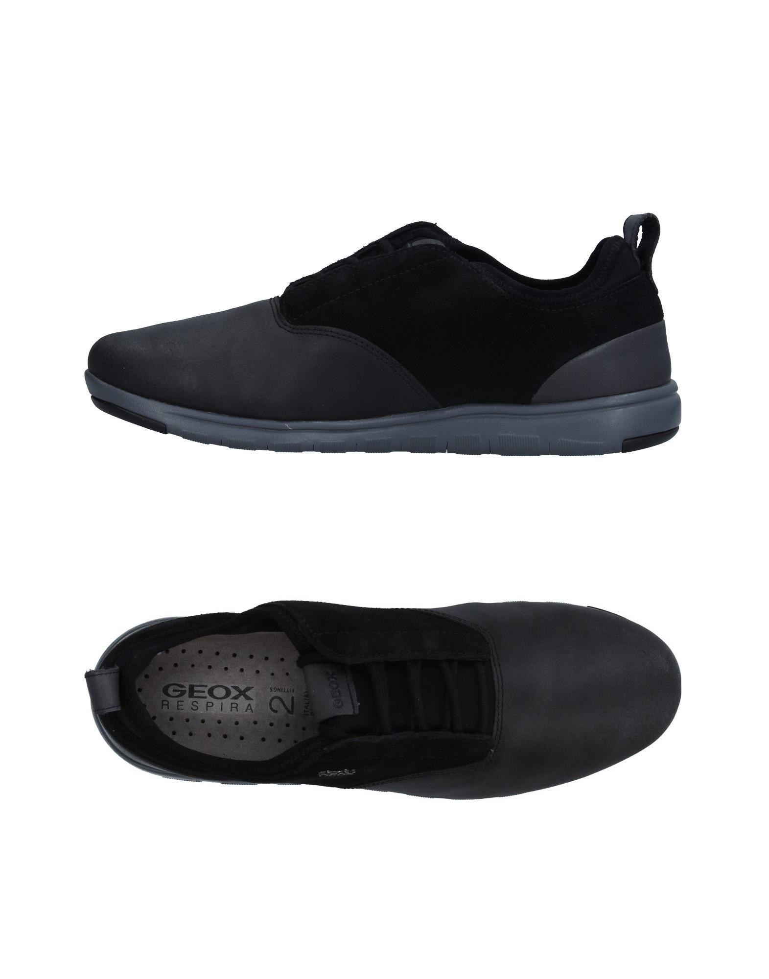 GEOX Низкие кеды и кроссовки