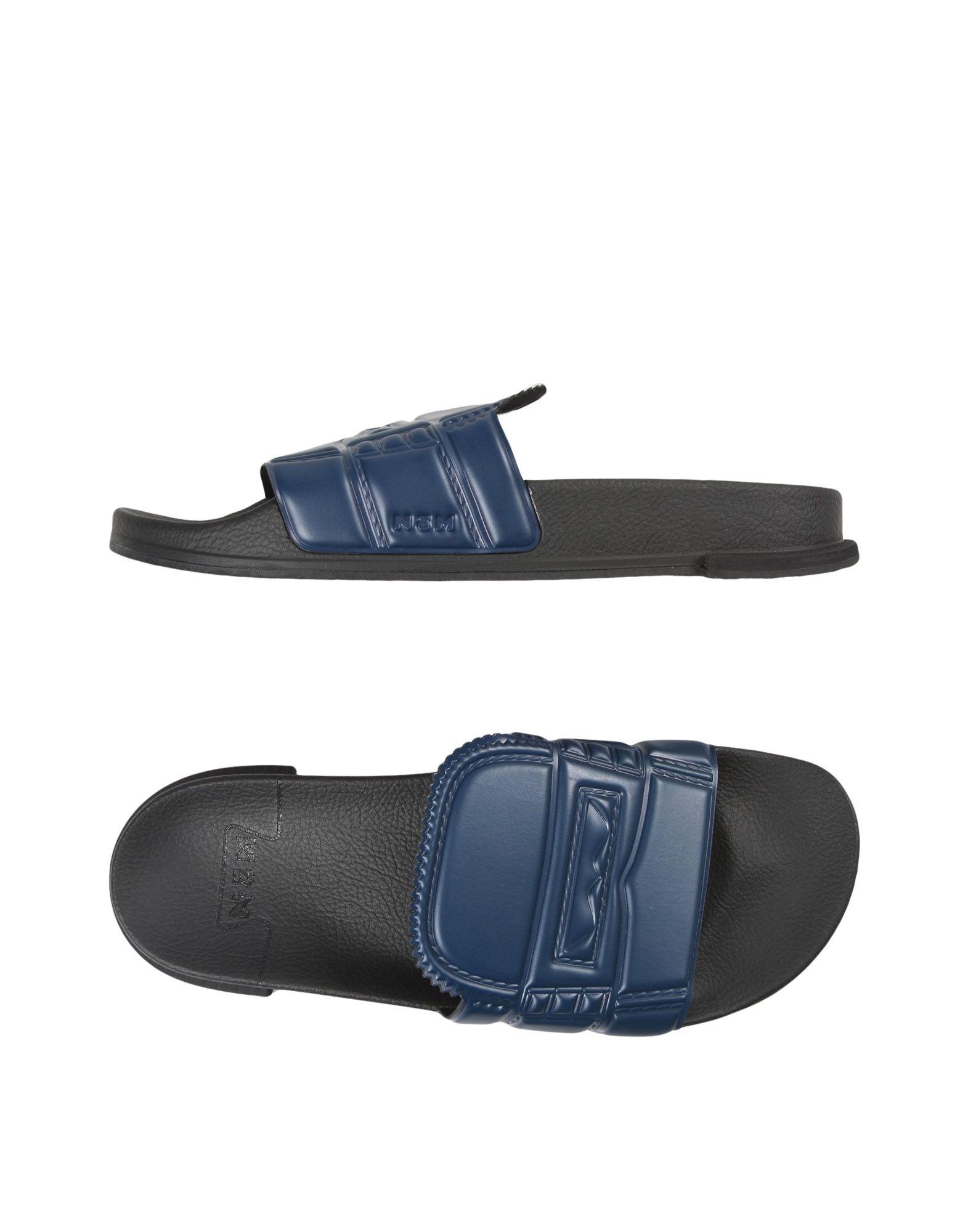N3M NOITREMILANO Sandals in Dark Blue