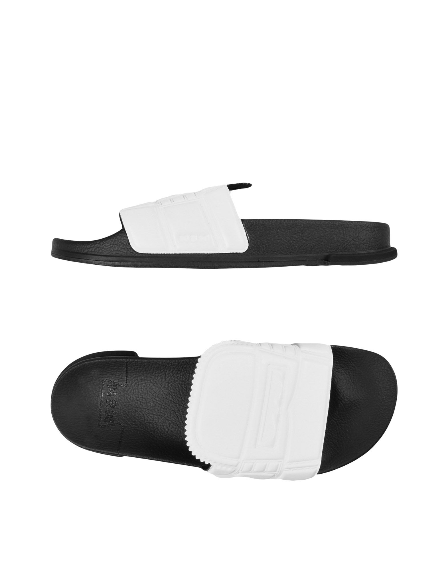 N3M NOITREMILANO Sandals in White