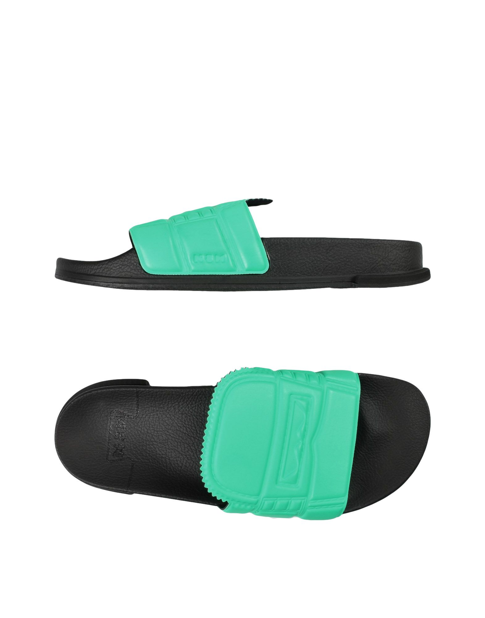 N3M NOITREMILANO Sandals in Green