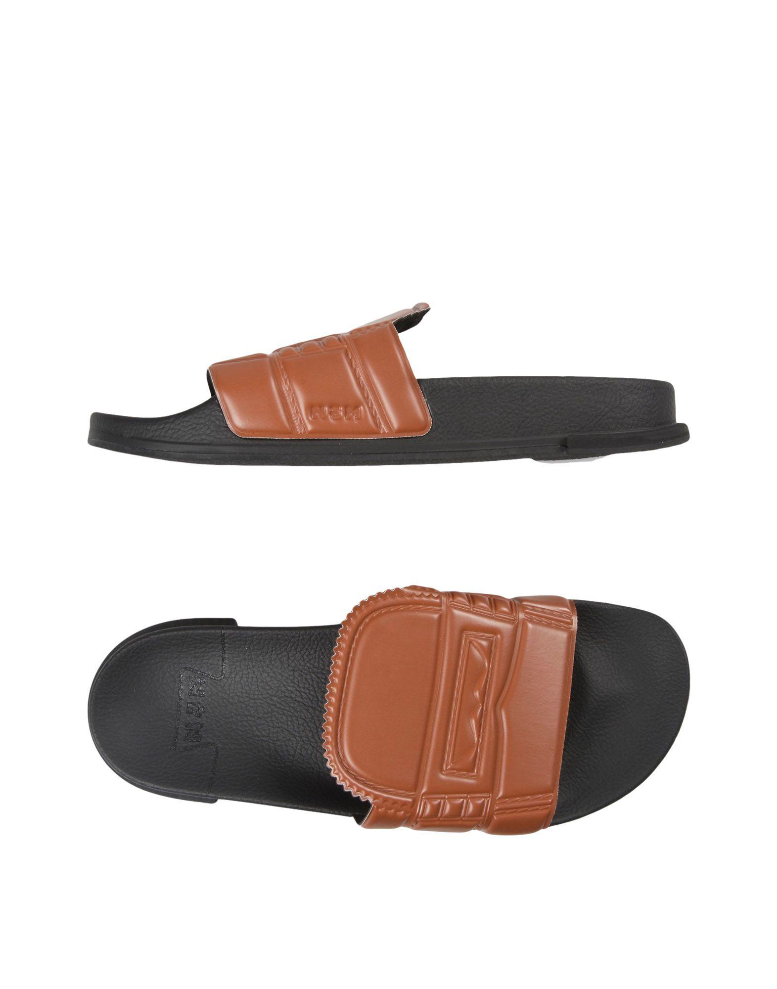 N3M NOITREMILANO Sandals in Brown