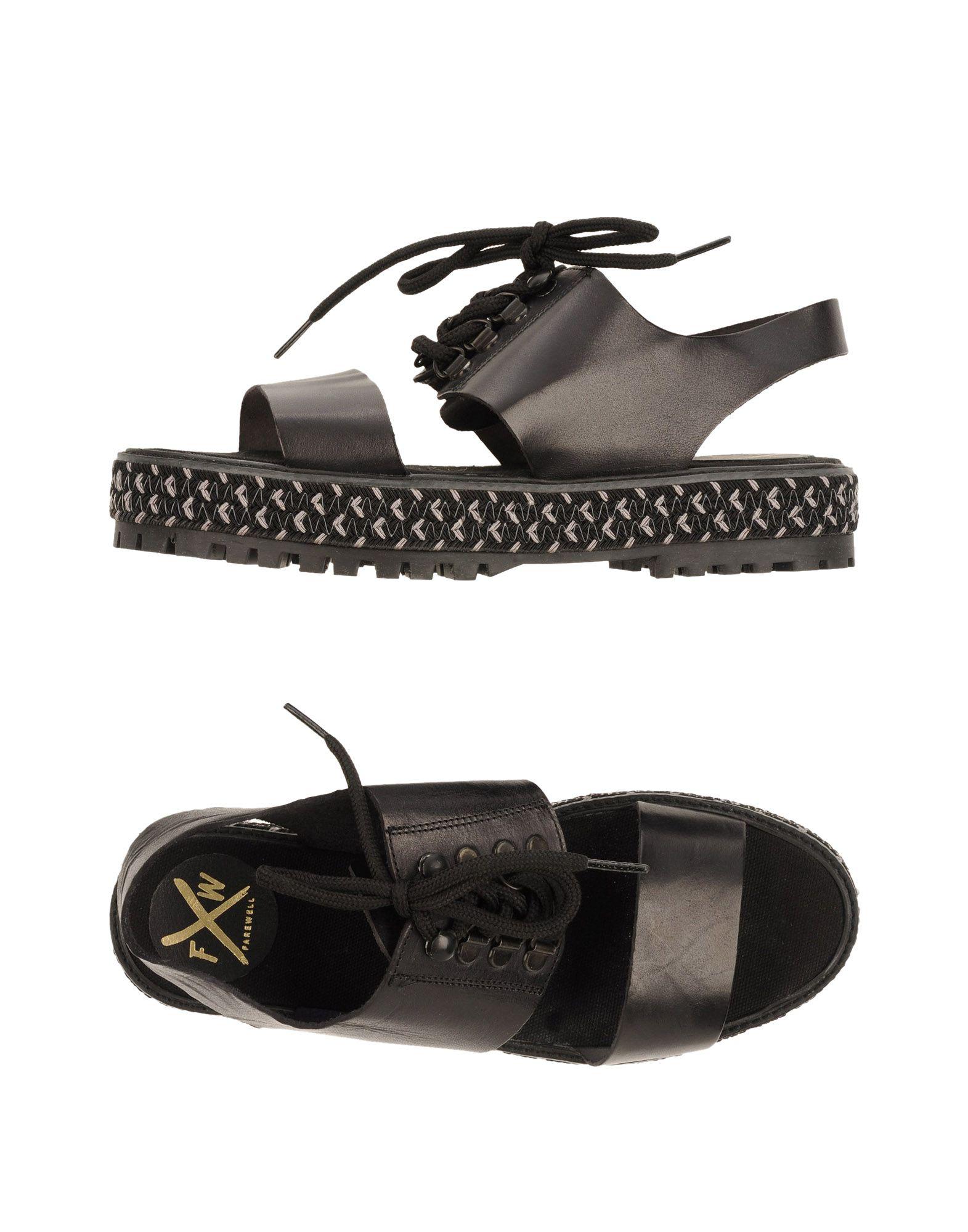 цены на FAREWELL  FOOTWEAR Сандалии в интернет-магазинах