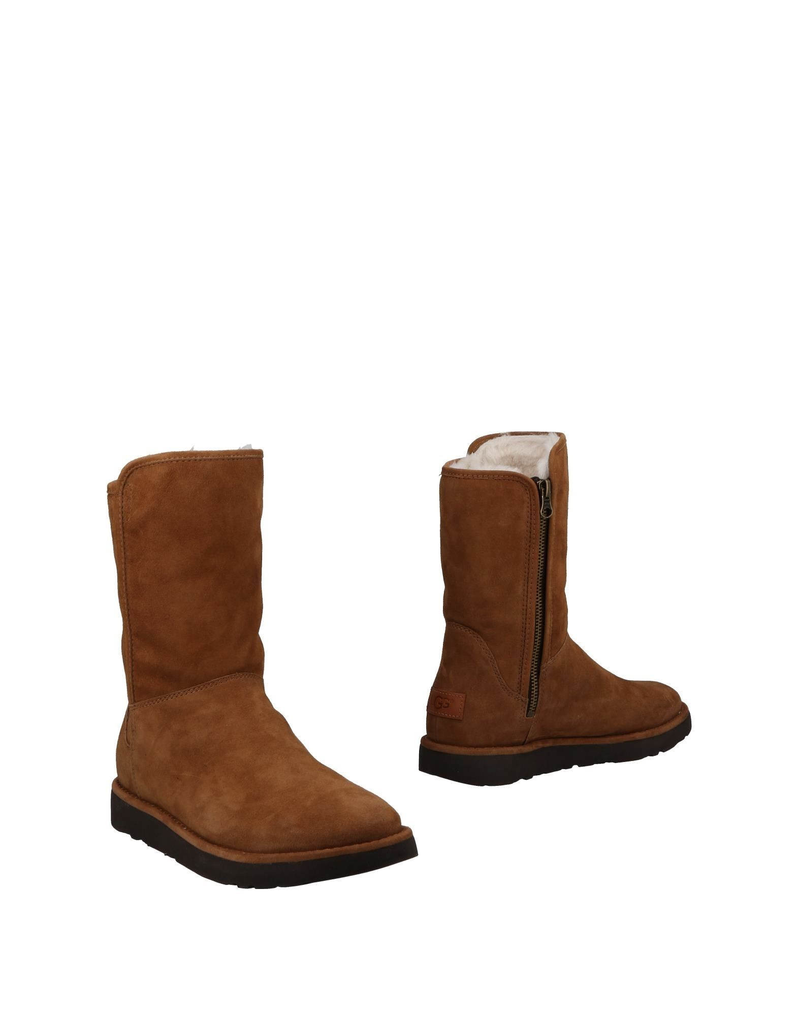 UGG AUSTRALIA Полусапоги и высокие ботинки ugg australia полусапоги и высокие ботинки