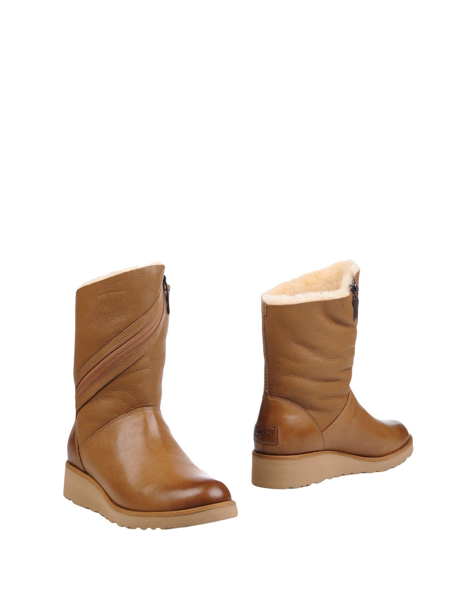 UGG AUSTRALIA Полусапоги и высокие ботинки цены онлайн