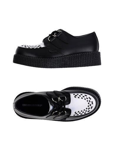 zapatillas UNDERGROUND Zapatos de cordones mujer