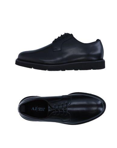 Обувь на шнурках ARMANI JEANS 11253426BD