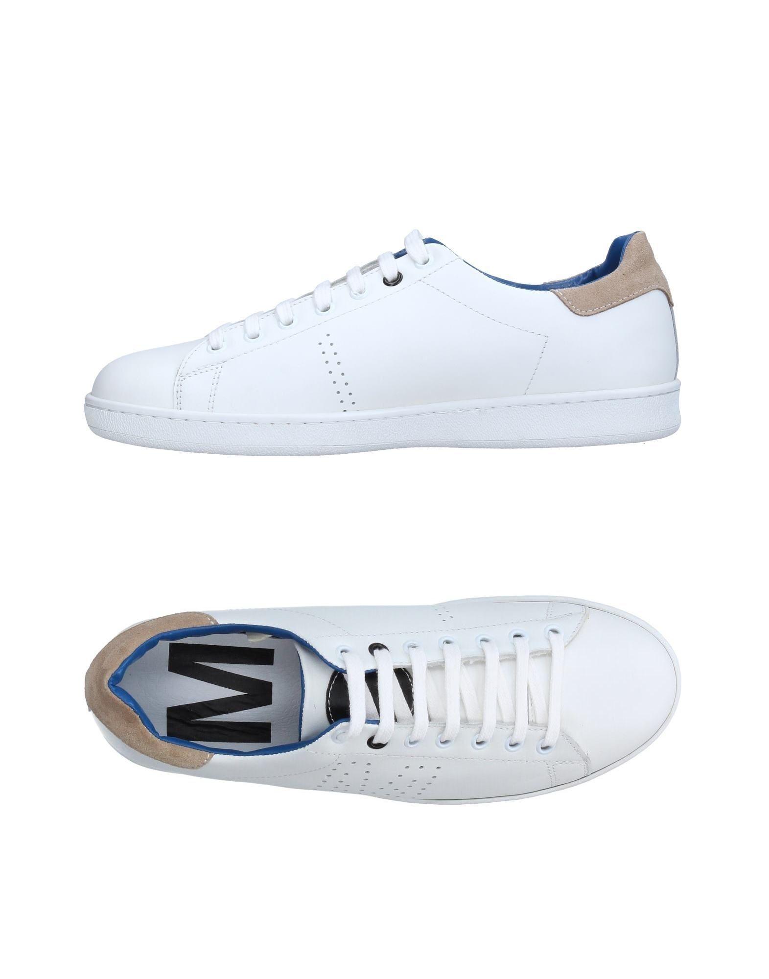 где купить  MAURO GRIFONI Низкие кеды и кроссовки  по лучшей цене