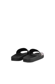 ALBERTA FERRETTI FLOWER SLIP-ON Slipper D r