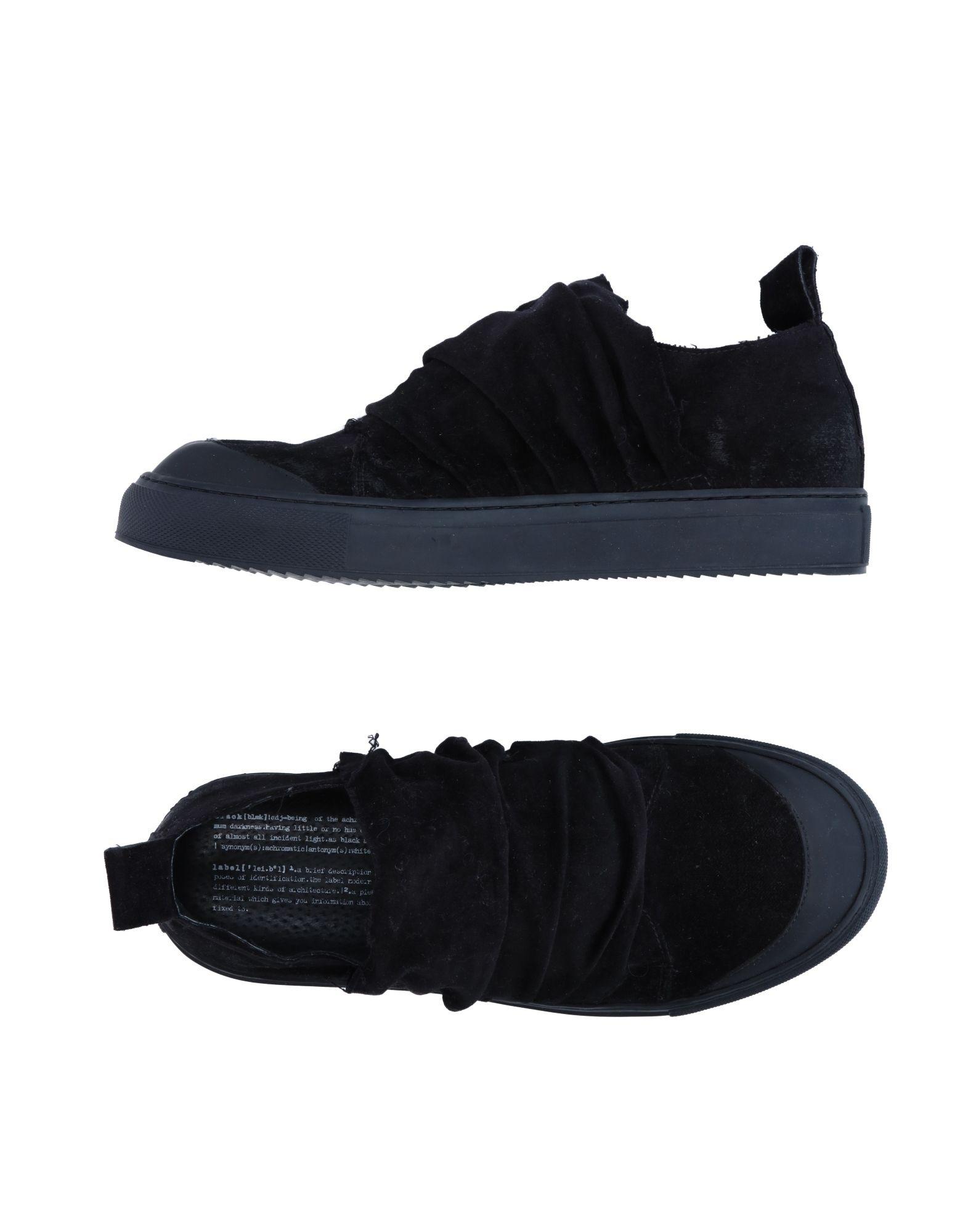 RUNDHOLZ BLACK LABEL Низкие кеды и кроссовки кеды кроссовки низкие детские quiksilver beacon black black grey