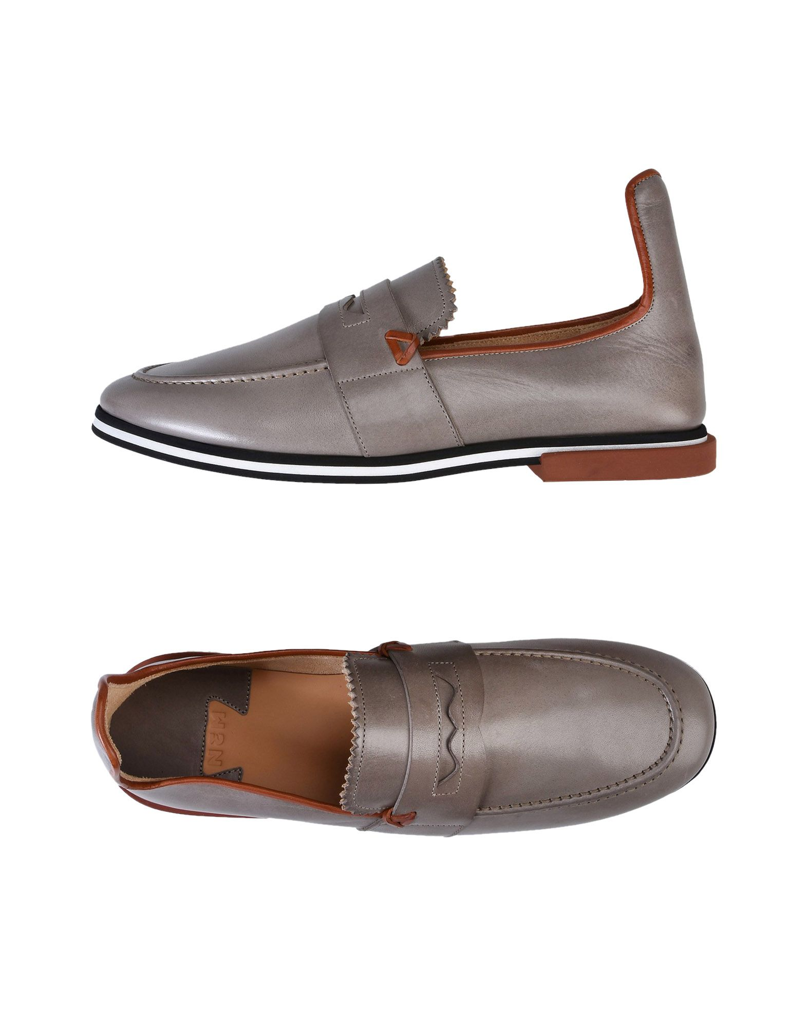 N3M NOITREMILANO Loafers in Grey
