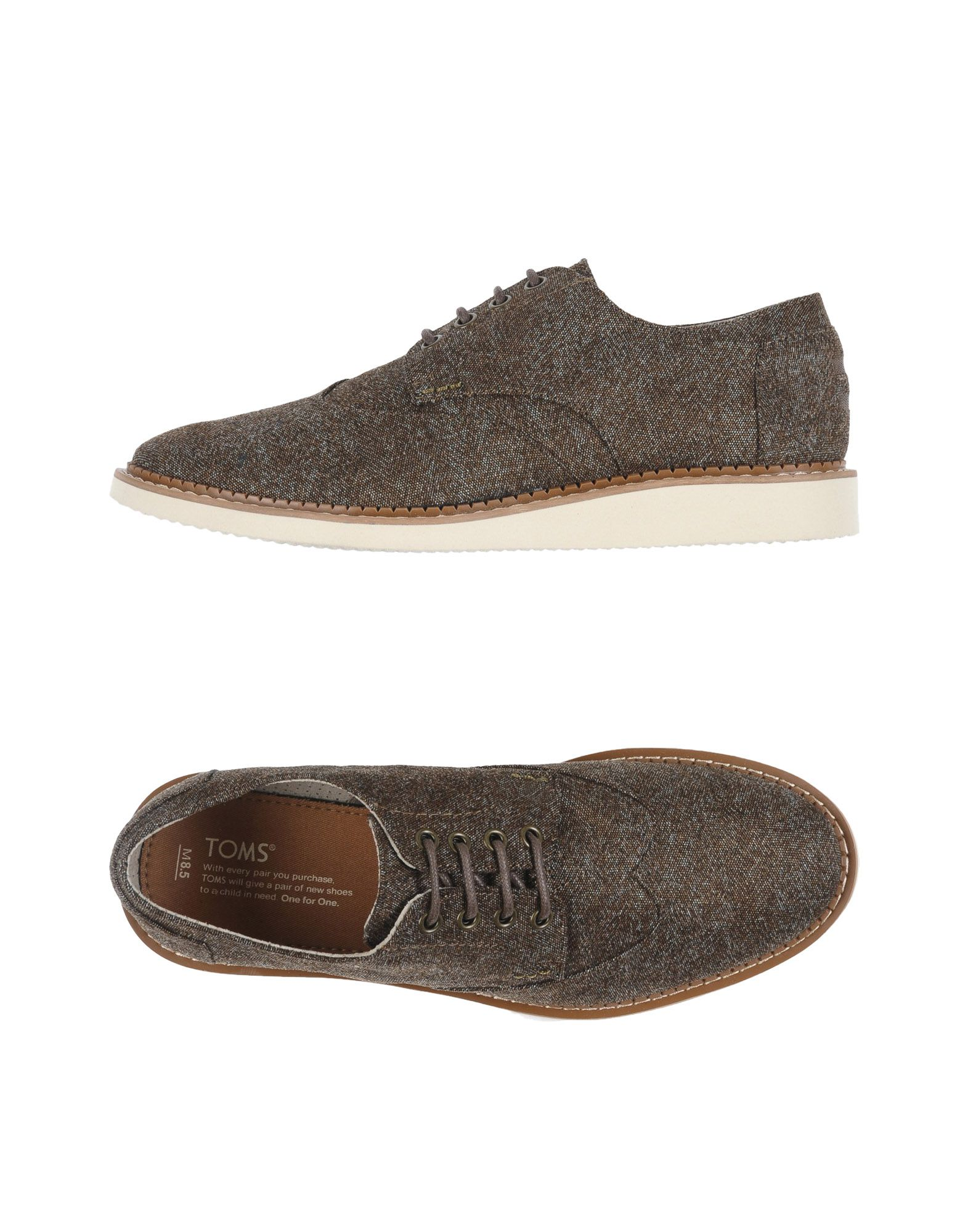 Toms Lace - up Shoes