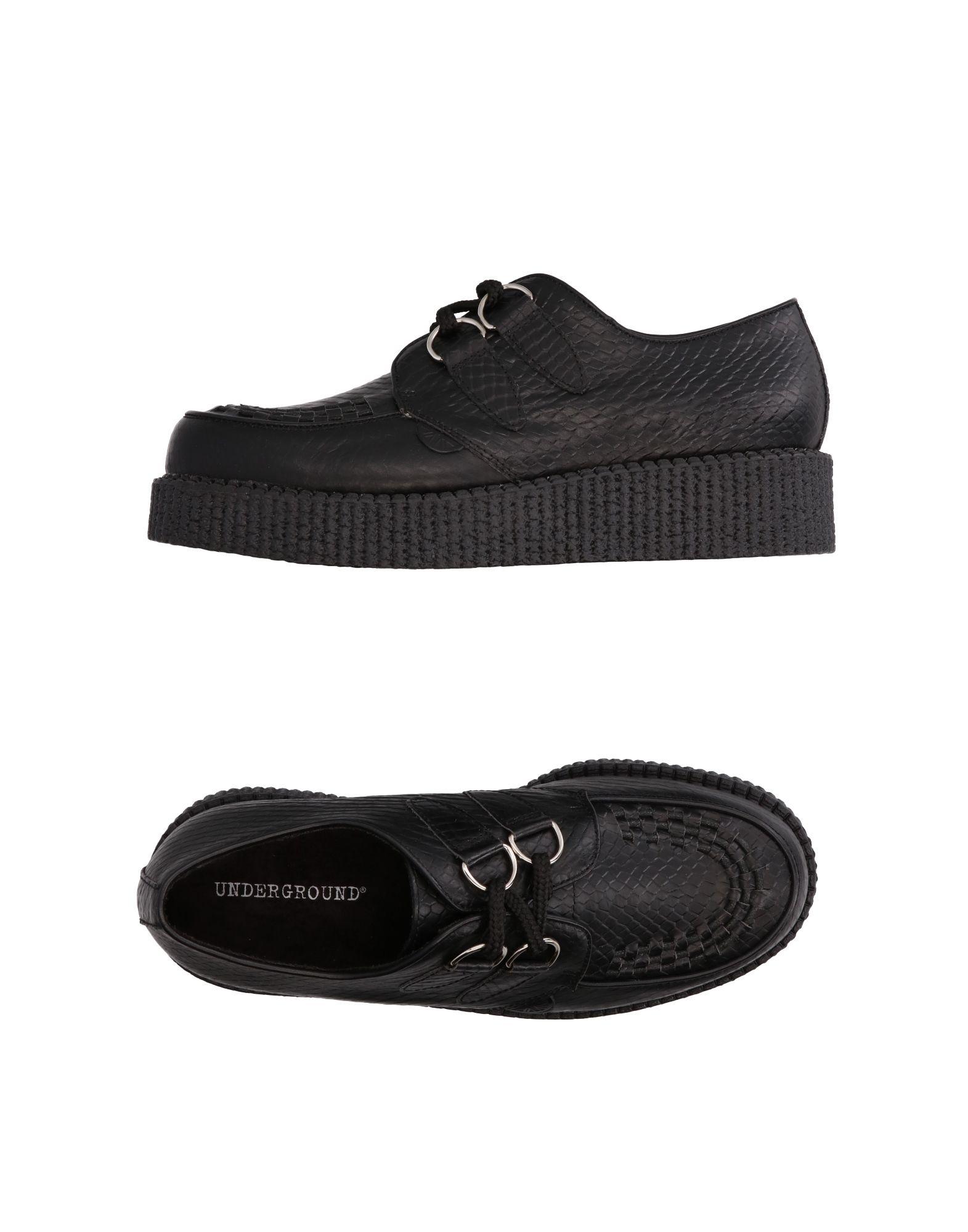 цена UNDERGROUND Обувь на шнурках
