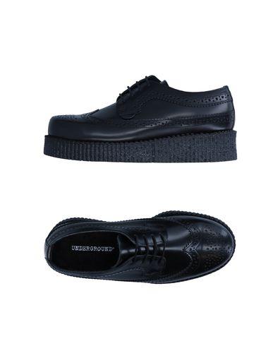 zapatillas UNDERGROUND Zapatos de cordones hombre