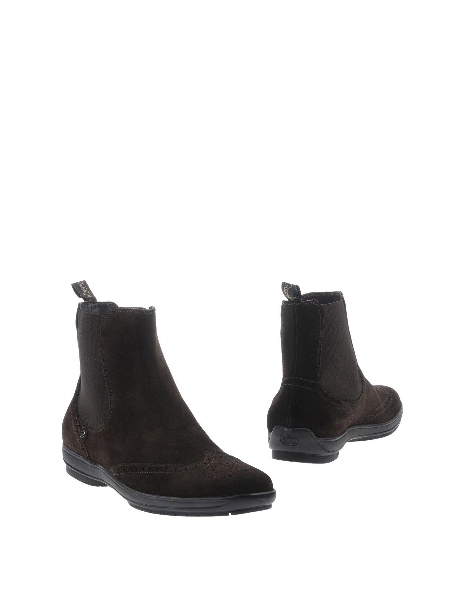 Guardiani Drive Ankle Boots