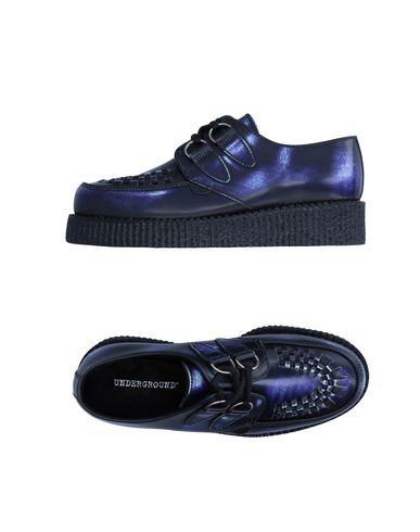 UNDERGROUND Chaussures à lacets homme