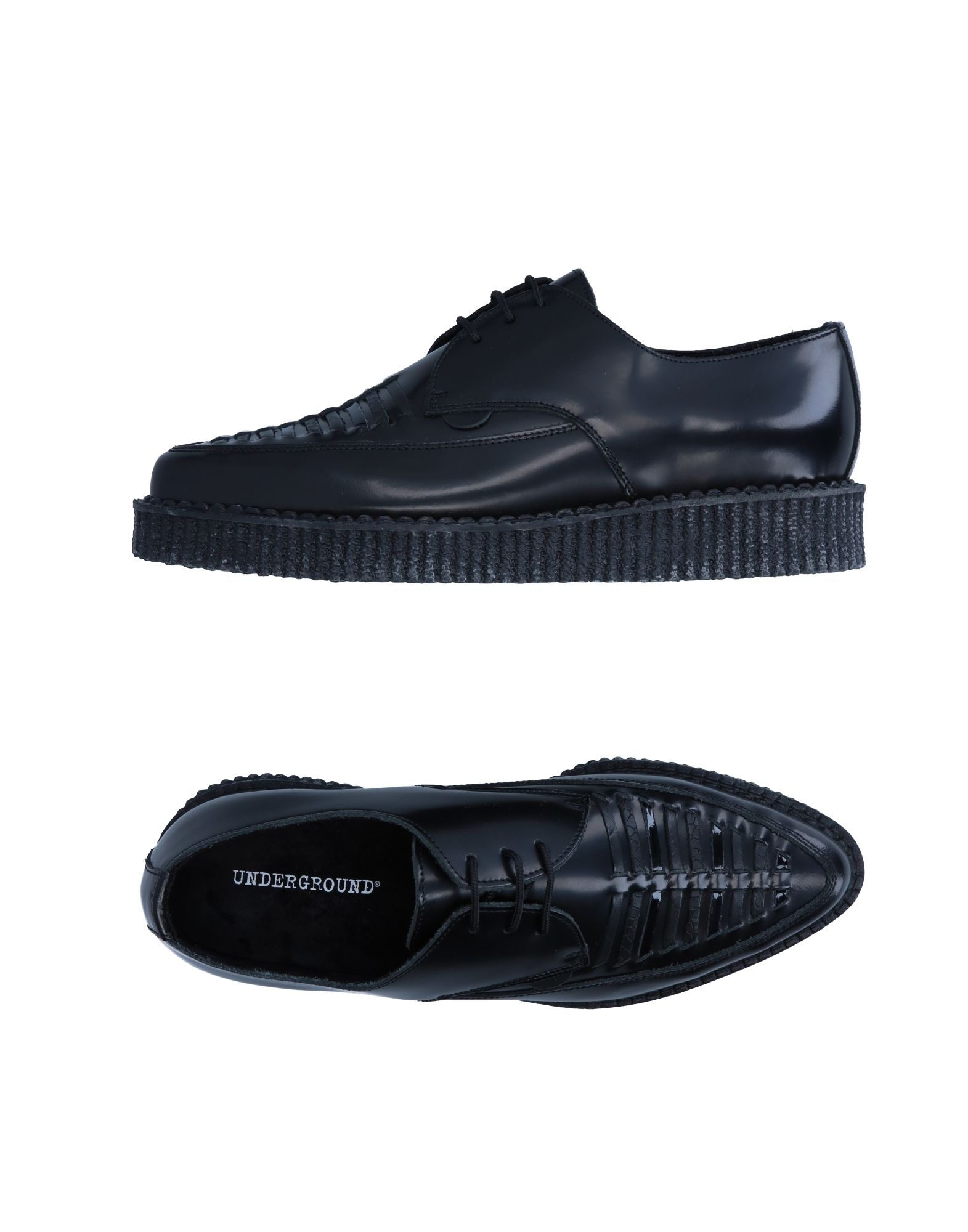 UNDERGROUND Обувь на шнурках poetic licence обувь на шнурках